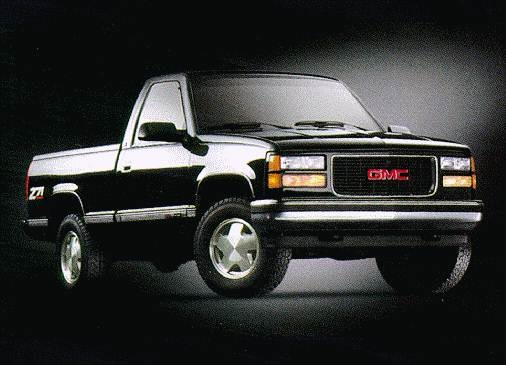 Highest Horsepower Trucks of 1998 - 1998 GMC 1500 Regular Cab