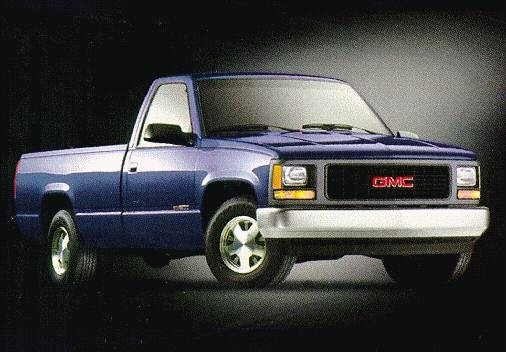 Highest Horsepower Trucks of 1998 - 1998 GMC 2500 Regular Cab