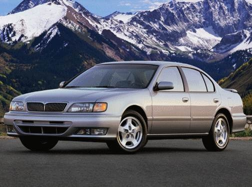 Top Consumer Rated Luxury Vehicles of 1998 - 1998 INFINITI I
