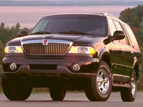 Highest Horsepower SUVS of 1998 - 1998 Lincoln Navigator