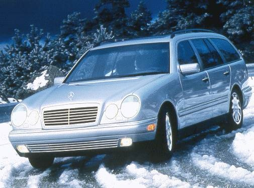 Most Fuel Efficient Wagons of 1998 - 1998 Mercedes-Benz E-Class