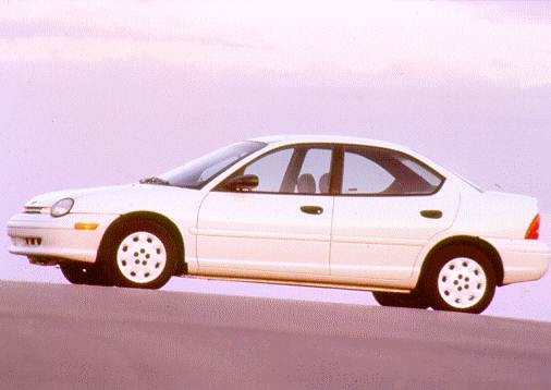 Most Fuel Efficient Sedans of 1998 - 1998 Plymouth Neon