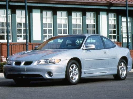 Most Popular Coupes of 1998 - 1998 Pontiac Grand Prix