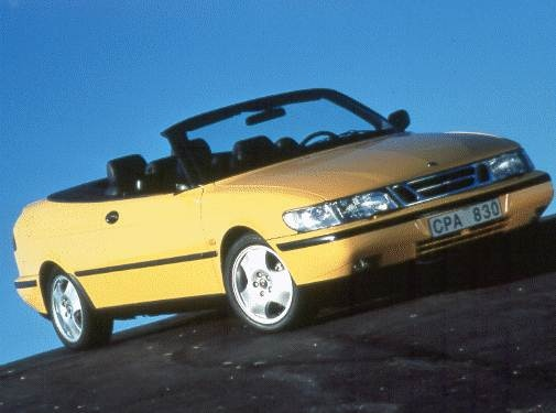 Most Fuel Efficient Luxury Vehicles of 1998 - 1998 Saab 900