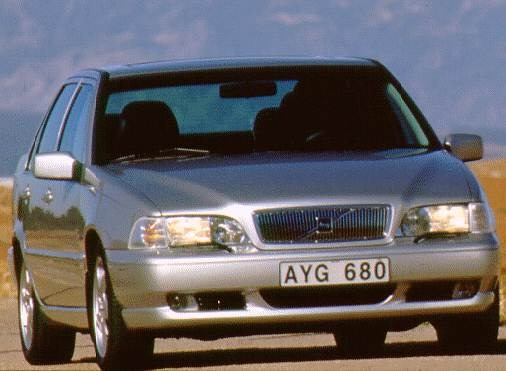 Most Fuel Efficient Luxury Vehicles of 1998 - 1998 Volvo S70