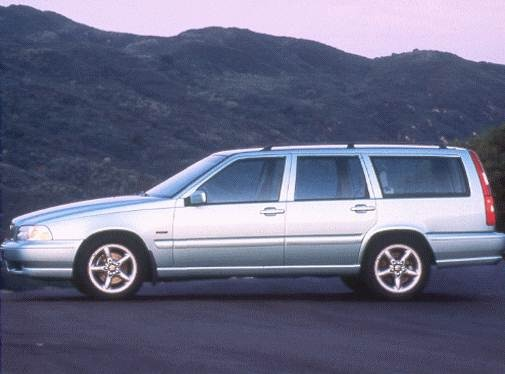 Most Fuel Efficient Wagons of 1998 - 1998 Volvo V70