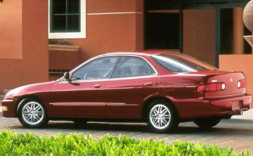Most Fuel Efficient Luxury Vehicles of 1999 - 1999 Acura Integra