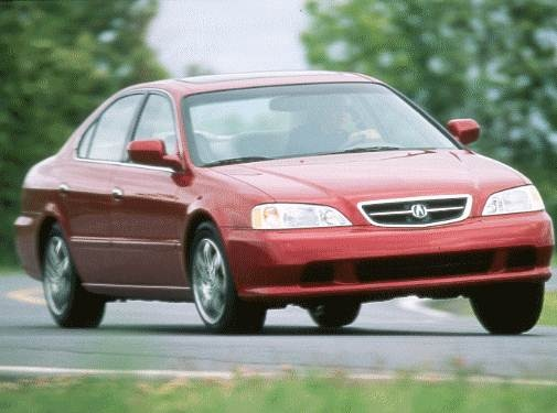 Most Popular Luxury Vehicles of 1999 - 1999 Acura TL