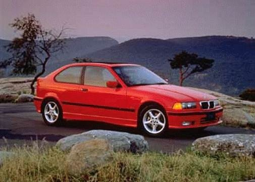 Top Consumer Rated Hatchbacks of 1999 - 1999 BMW 3 Series
