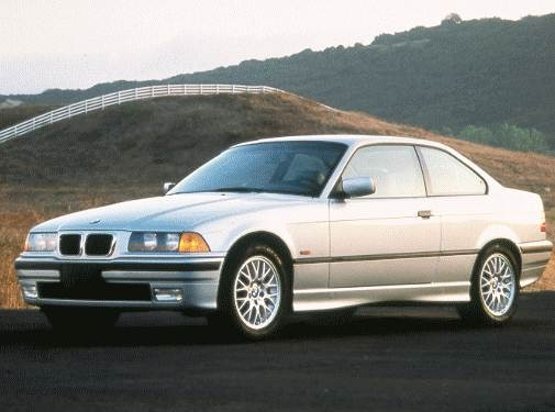 Most Popular Luxury Vehicles of 1999 - 1999 BMW 3 Series