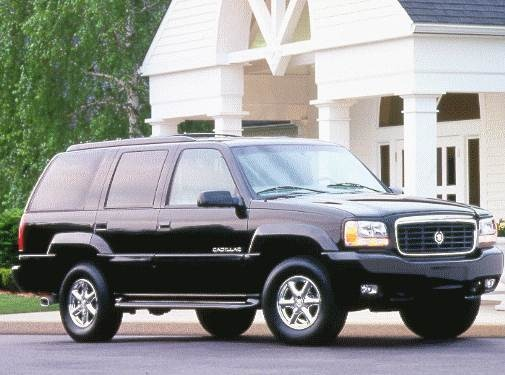 Highest Horsepower SUVS of 1999 - 1999 Cadillac Escalade