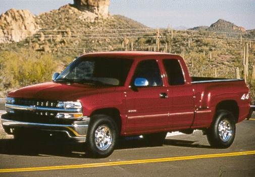 Top Consumer Rated Trucks of 1999 - 1999 Chevrolet Silverado 1500 Extended Cab