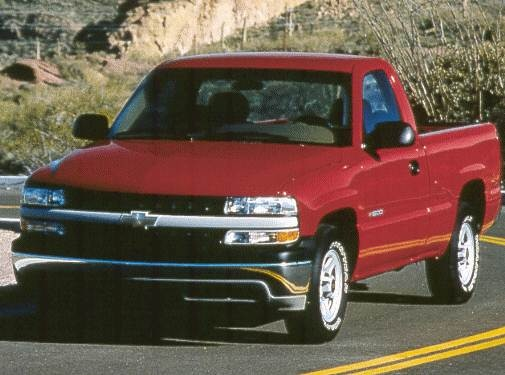 Top Consumer Rated Trucks of 1999 - 1999 Chevrolet Silverado 1500 Regular Cab