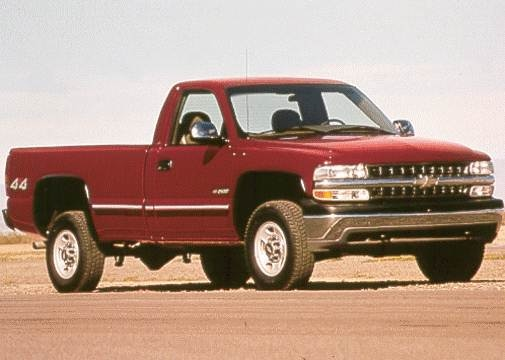 Highest Horsepower Trucks of 1999 - 1999 Chevrolet Silverado 2500 Regular Cab