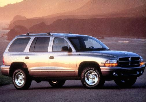 Most Popular SUVS of 1999 - 1999 Dodge Durango