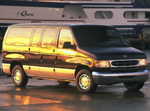 Top Consumer Rated Van/Minivans of 1999 - 1999 Ford Econoline E350 Super Duty Passenger