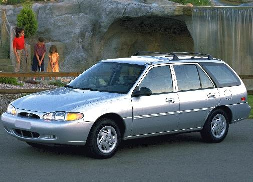 Most Popular Wagons of 1999 - 1999 Ford Escort