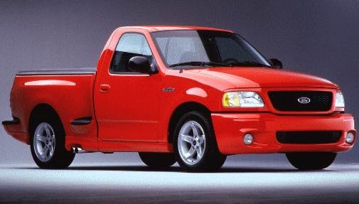 Highest Horsepower Trucks of 1999 - 1999 Ford F150 Regular Cab