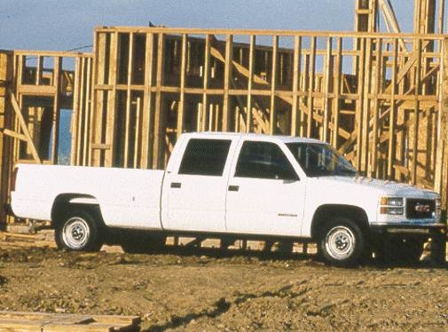 Highest Horsepower Trucks of 1999 - 1999 GMC 2500 Crew Cab