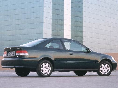 Most Popular Coupes of 1999   Kelley Blue Book