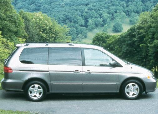 Most Popular Van/Minivans of 1999 - 1999 Honda Odyssey