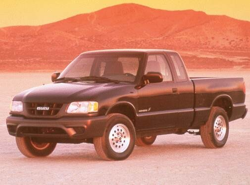 Most Fuel Efficient Trucks of 1999 - 1999 Isuzu Hombre Spacecab