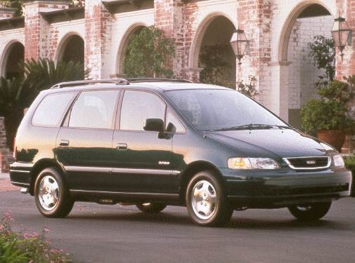 Top Consumer Rated Van/Minivans of 1999 - 1999 Isuzu Oasis