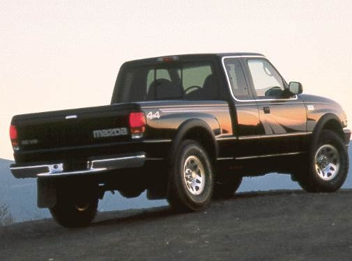 Most Fuel Efficient Trucks of 1999 - 1999 Mazda B-Series Cab Plus