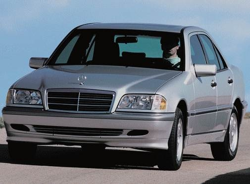 Most Fuel Efficient Luxury Vehicles of 1999 - 1999 Mercedes-Benz C-Class