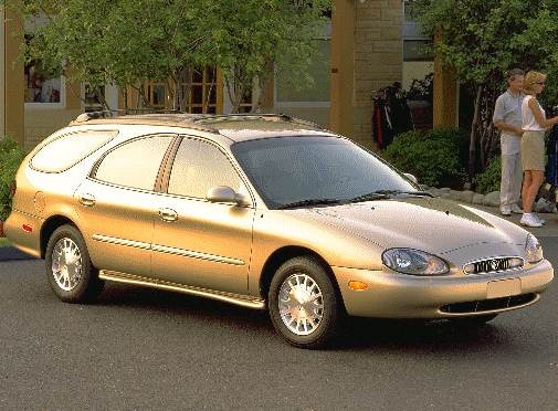 Most Popular Wagons of 1999 - 1999 Mercury Sable