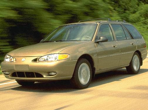 Top Consumer Rated Wagons of 1999 - 1999 Mercury Tracer
