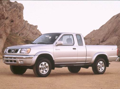 Top Consumer Rated Trucks of 1999 - 1999 Nissan Frontier King Cab