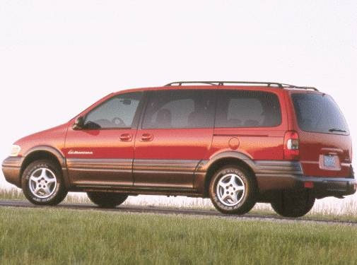 Most Popular Van/Minivans of 1999 - 1999 Pontiac Montana