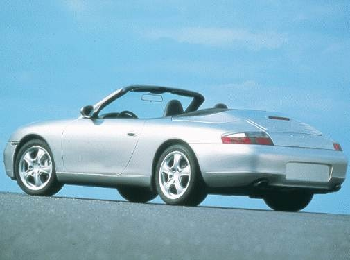 Top Consumer Rated Convertibles of 1999 - 1999 Porsche 911