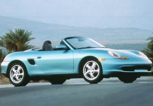 Top Consumer Rated Convertibles of 1999 - 1999 Porsche Boxster