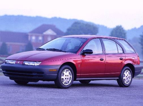 Top Consumer Rated Wagons of 1999 - 1999 Saturn S-Series