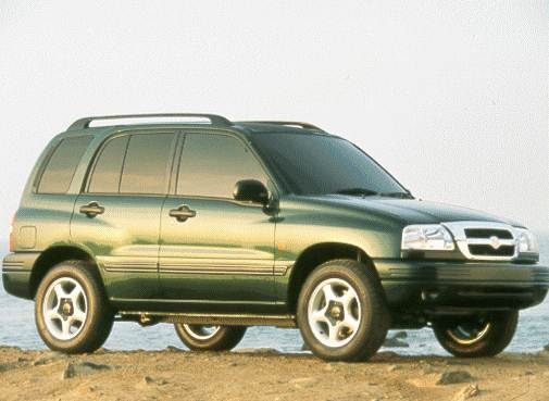 Highest Horsepower Crossovers of 1999 - 1999 Suzuki Vitara