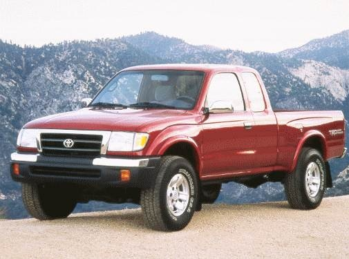 Top Consumer Rated Trucks of 1999 - 1999 Toyota Tacoma Xtracab