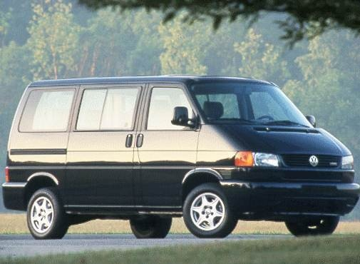 Top Consumer Rated Van/Minivans of 1999 - 1999 Volkswagen Eurovan