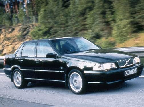 Most Fuel Efficient Luxury Vehicles of 1999 - 1999 Volvo S70