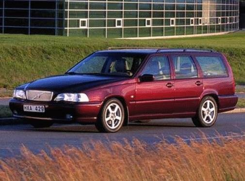 Most Fuel Efficient Luxury Vehicles of 1999 - 1999 Volvo V70