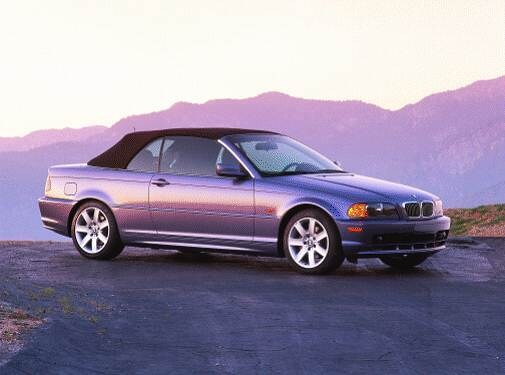 Most Popular Convertibles of 2000 - 2000 BMW 3 Series