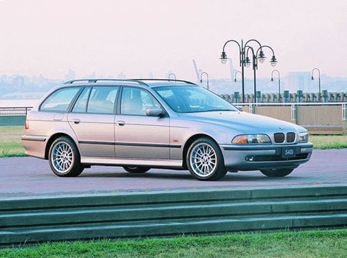 Highest Horsepower Wagons of 2000 - 2000 BMW 5 Series