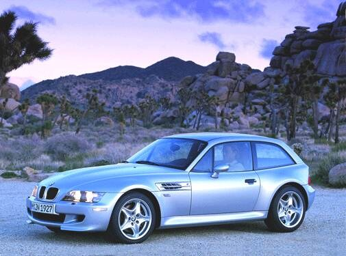 Top Consumer Rated Coupes of 2000 - 2000 BMW M