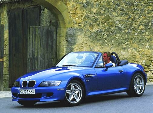 Top Consumer Rated Convertibles of 2000 - 2000 BMW M