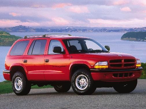 Most Popular SUVS of 2000 - 2000 Dodge Durango