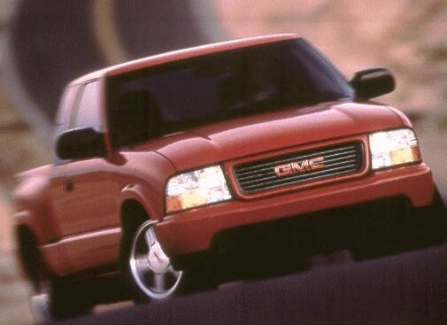 Most Fuel Efficient Trucks of 2000 - 2000 GMC Sonoma Regular Cab