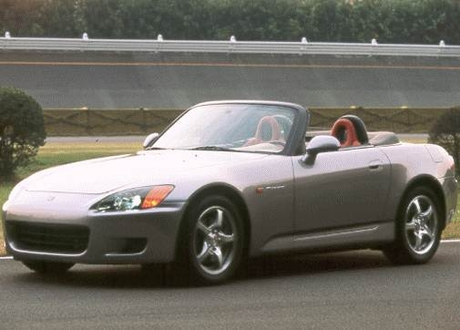 Top Consumer Rated Convertibles of 2000 - 2000 Honda S2000