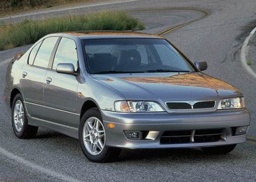 Top Consumer Rated Sedans of 2000 - 2000 INFINITI G