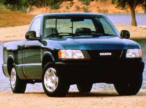 Most Fuel Efficient Trucks of 2000 - 2000 Isuzu Hombre Regular Cab